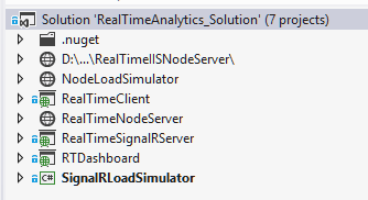 Real-Time Analytics with WebSockets: SignalR vs  Node JS
